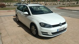 VOLKSWAGEN Golf Variant 1.6TDI CR BMT Bluemotion 110