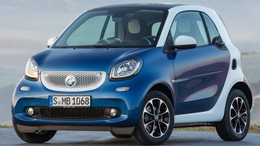 Fortwo Cabrio Electric Drive Passion