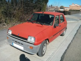 RENAULT R 5 Turbo I