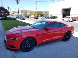 Ford Mustang Fastback 5.0 Ti-VCT GT