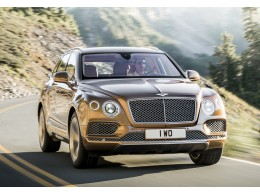 Bentley Bentayga 6.0