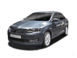 Škoda Rapid 1.4TDI CR Ambition DSG 90