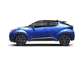 Toyota C-HR 125H Active