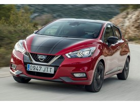 Nissan Micra IG-T S&S Visia+ 90