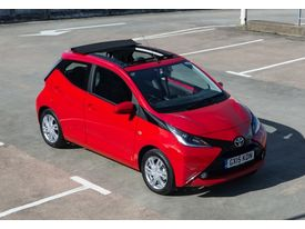 Aygo 1.0 VVT-i x-wave x-shift