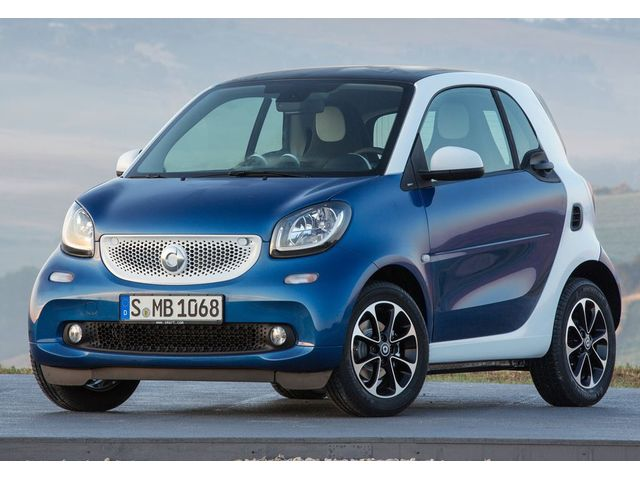 Fortwo Coupé 66 Perfect Aut.